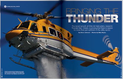 Bringing the thunder