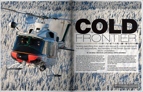 Cold Frontier