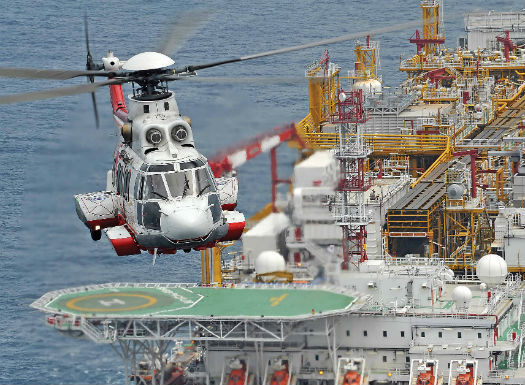 Airbus Helicopters' EC225 will serve emerging offshore markets. Anthony Pecchi/Airbus Helicopters Photo