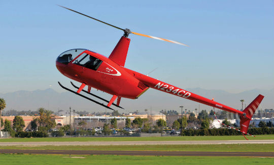 Flight training will be the Cadet's forte, and Robinson expects a strong demand for the aircraft from around the world.
