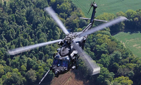 The biggest improvement of the M-model over the two earlier variants is the more powerful engines. The MH-60M is now widespread in the various U.S. Army Special Operations units and has been well received.
