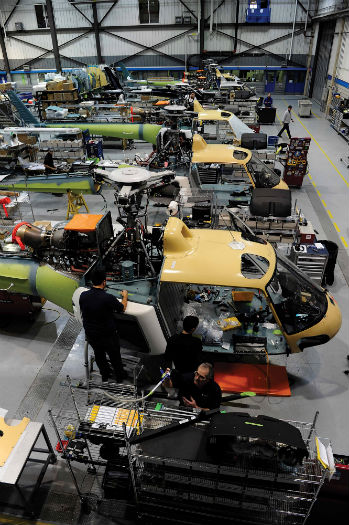 Made in Canada: Airbus Helicopters Canada turns 30