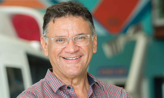 Ernesto Di Gregorio, Ecolift's founder and president.
