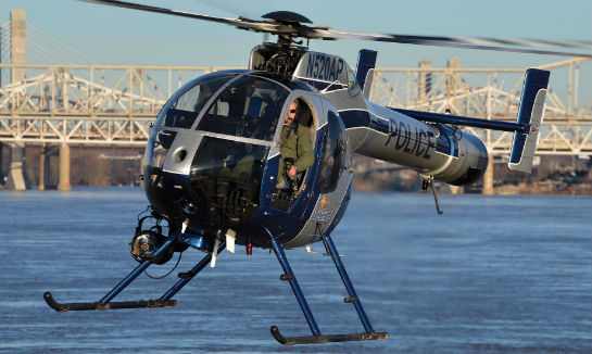 Patrolling Derby City: Louisville Metro PD Air Support Unit