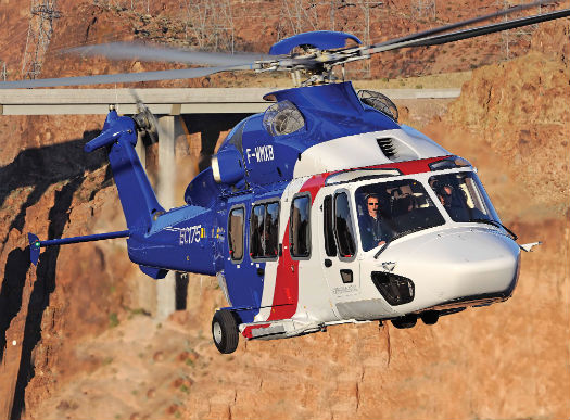 Airbus Helicopters reached a framework agreement with Avicopter to produce 1,000 EC175s over the next 10 years. Airbus Helicopters Photo