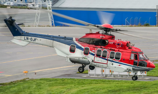 AIBN has released an update to its preliminary report into the fatal crash of the CHC Helicopter H225 near Turøy, Norway, on April 29, and says the scenarios under consideration for the cause of the crash include failure of epicyclic module, suspension bar (lift strut) attachment, and main gearbox conical housing. RW Aviation Photography Photo