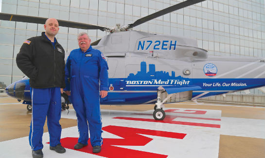 Working together: The unique model behind Boston MedFlight