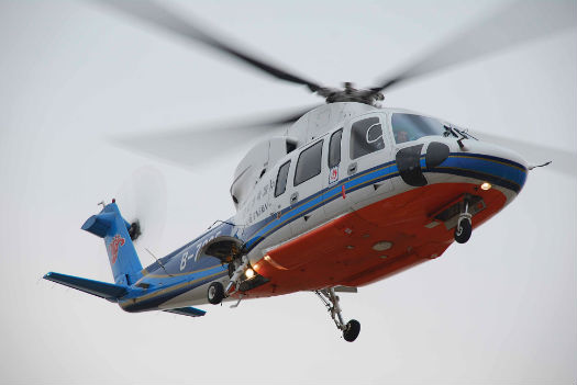 Chinese operator Zhuihai Helicopter Company has a relationship with Sikorsky that stretches back three decades. It provides offshore service with its fleet of S-76 and S-92 helicopters. Sikorsky Photo