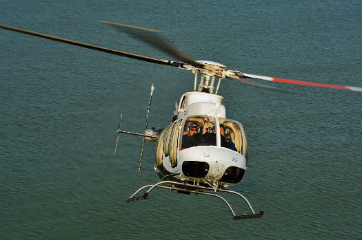 The Bell 407GX, along with the Bell 429, is driving growth for the manufacturer around the world. Mike Reyno Photo