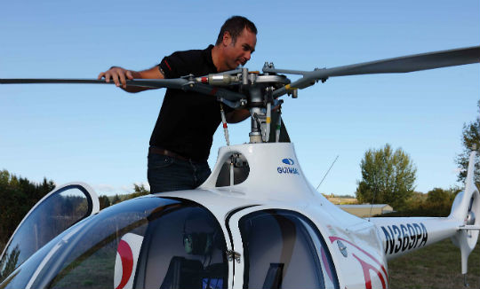 The Cabri's rotor system gives it impressive maneuverability.