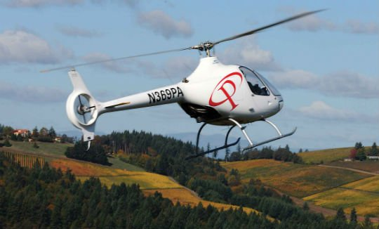 According to Precision managing director David Rath, the company has received positive feedback from neighbors on the Cabri's low noise signature.