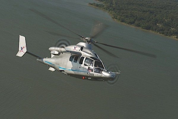 The Eurocopter X<sup>3</sup> embarked upon a U.S. demonstration tour in June. Its first stop was Texas, where Vertical test pilot Rob Erdos was lucky enough to get the first demonstration flight.