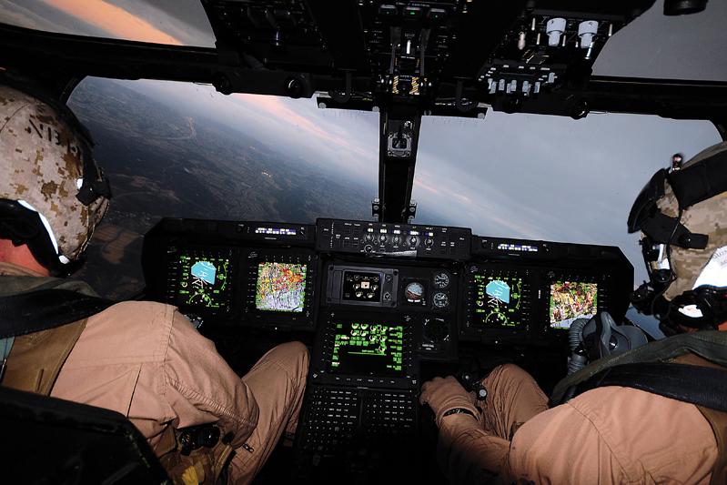 Flying the V-22 - Vertical Magazine