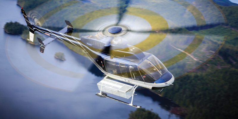 Stealth success: E & B Helicopters continues to flourish in a tough market