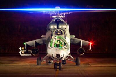 Brazilian Air Force AH-2 Sabre.