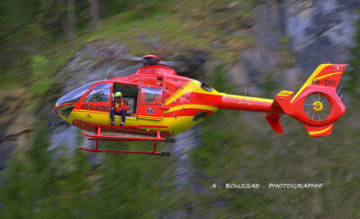 Air-Glaciers EC135