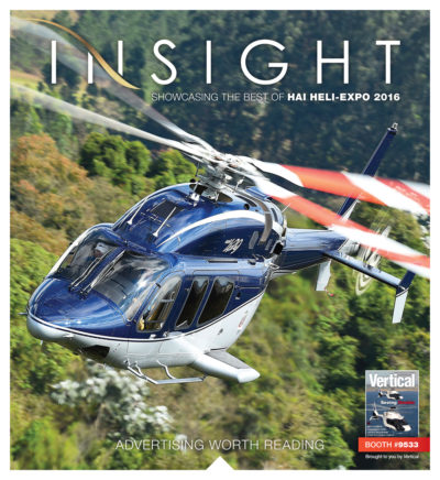 Insight magazine cover