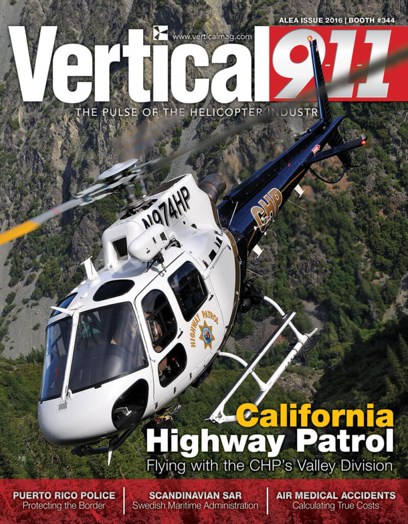 Vertical911 Summer Magazine Cover