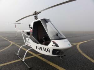 Volta helicopter photo