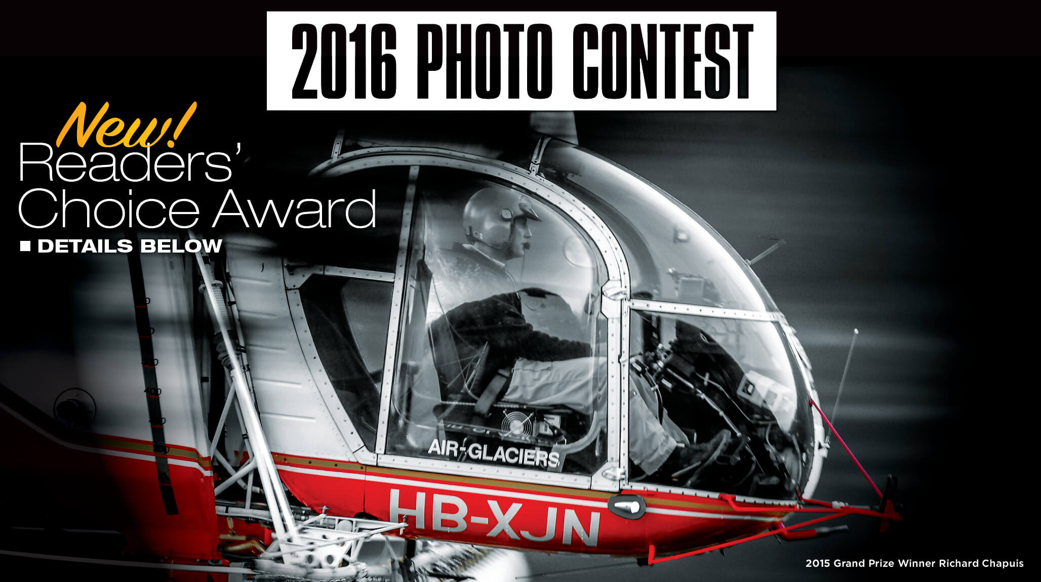 2016 Photo Contest - New! Reader's Choice Award - Details Below