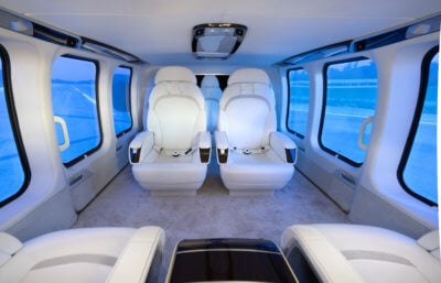 Bell 525 Relentless MAGnificent interior