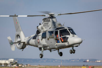 Airbus AS565 MBe Panther