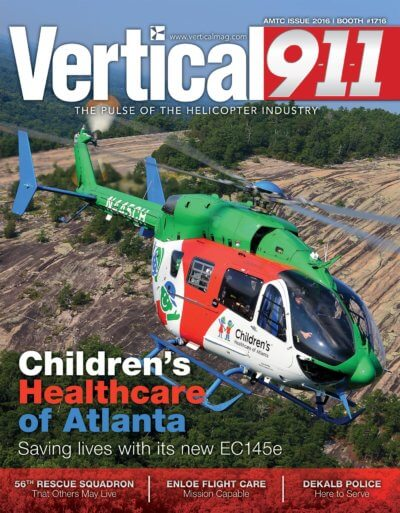Vertical911 Fall 2016 - AMTC ISSUE