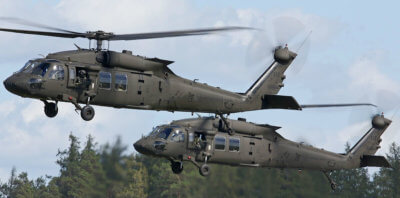 Sikorsky's West Palm Beach facility manufactures and tests UH-60M Black Hawk, CH-148 Cyclone and CH-53K King Stallion developmental helicopters. Gunnar Akerberg Photo