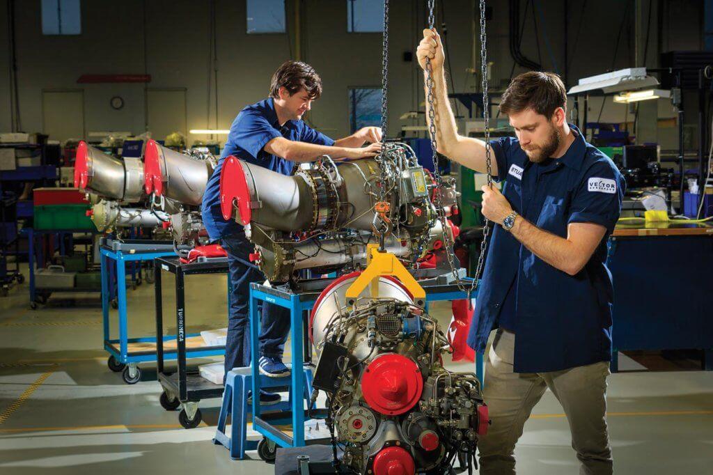 Vector Aerospace 2