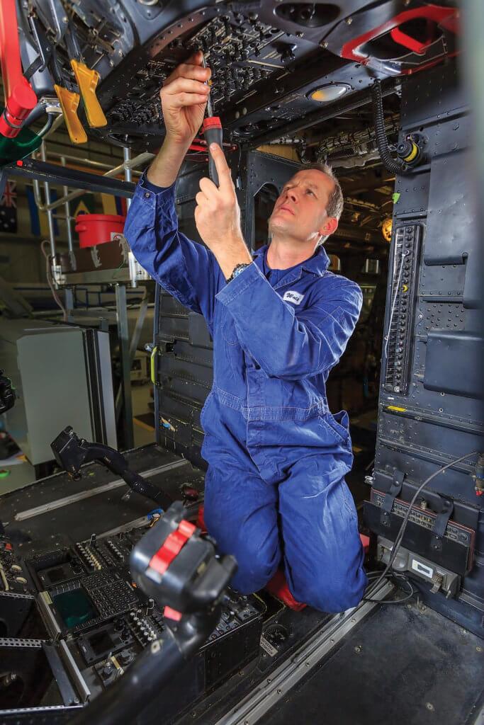 Vector Aerospace profile