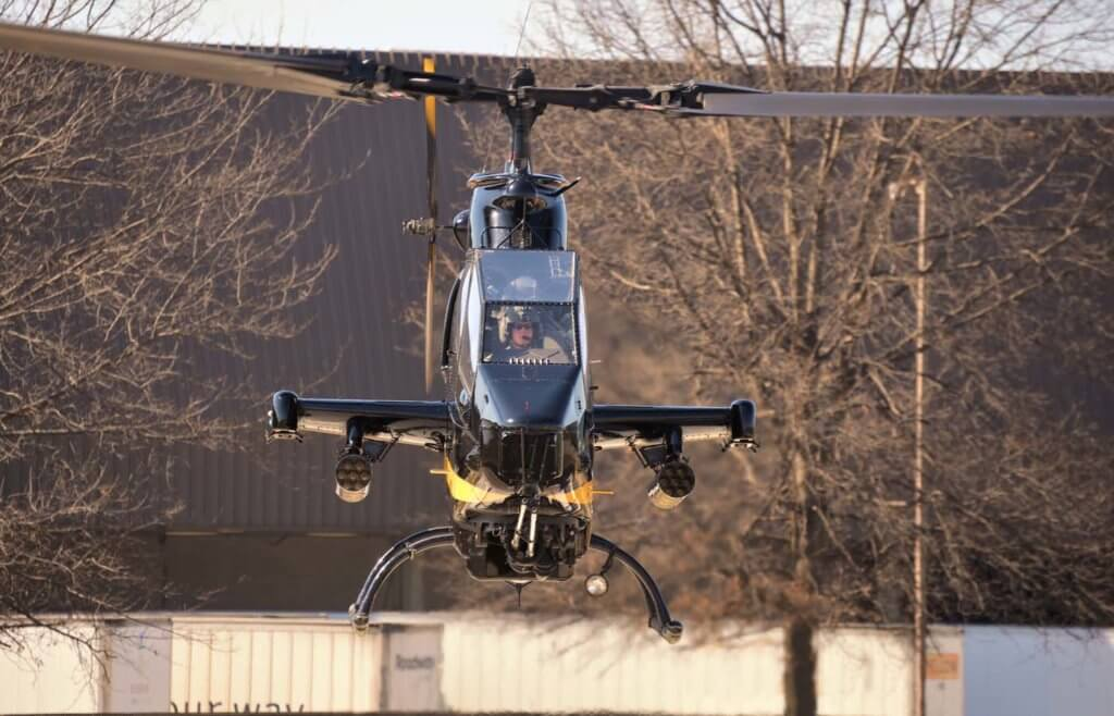 The U.S. Army experienced a number of fatal mast bumping accidents in its Bell AH-1 Cobras and UH-1 Hueys