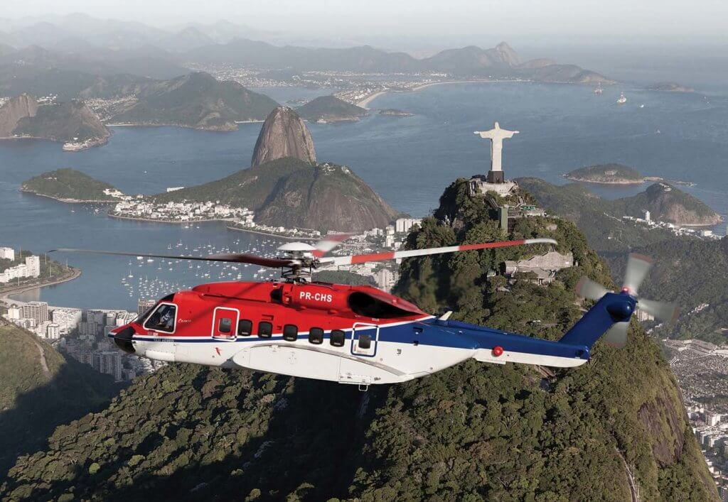 Sikorsky's S-92 has now been approved in SAR configuration by the Brazilian regulator. Ricardo Zenner Photo