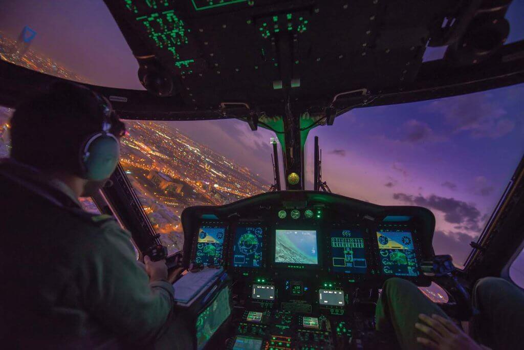 92 high visibility cockpit