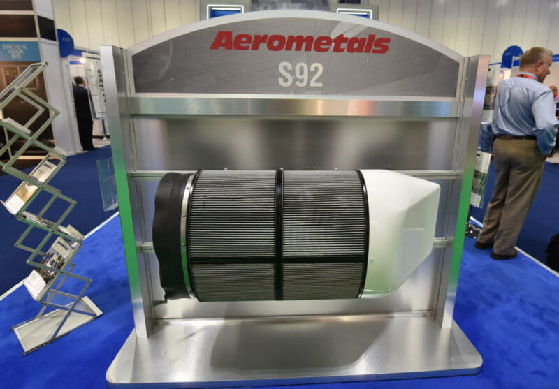 concerning certification of inlet barrier filters