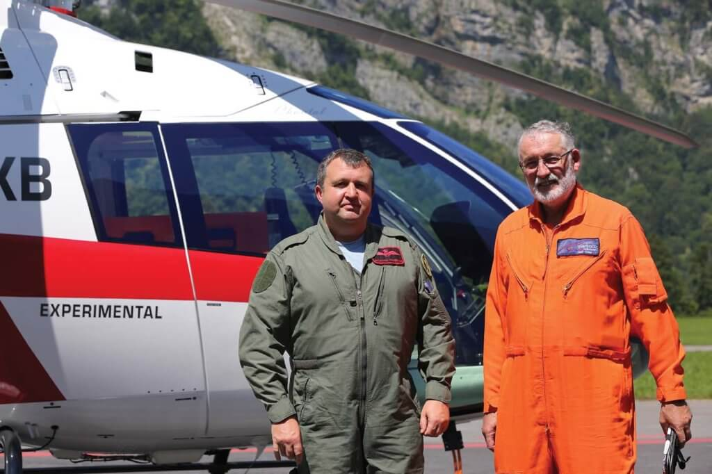 Richard Trueman and Peter Wittwer