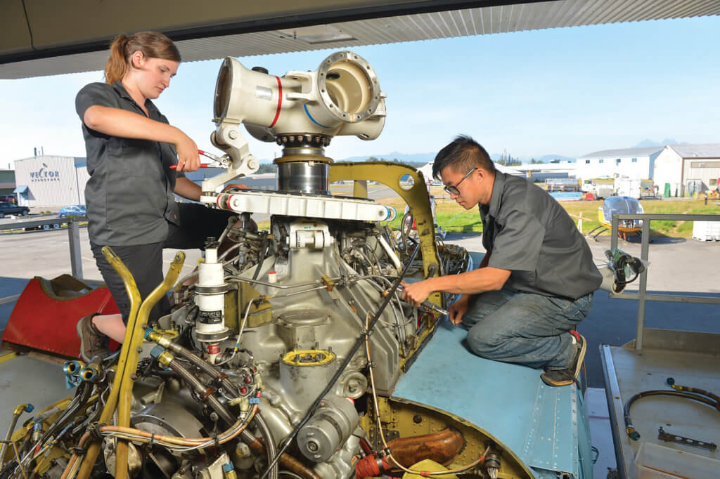 Family-owned CanWest Aerospace is the knowledgeable, trusted provider of maintenance, repair and overhaul services and parts for legacy helicopters.