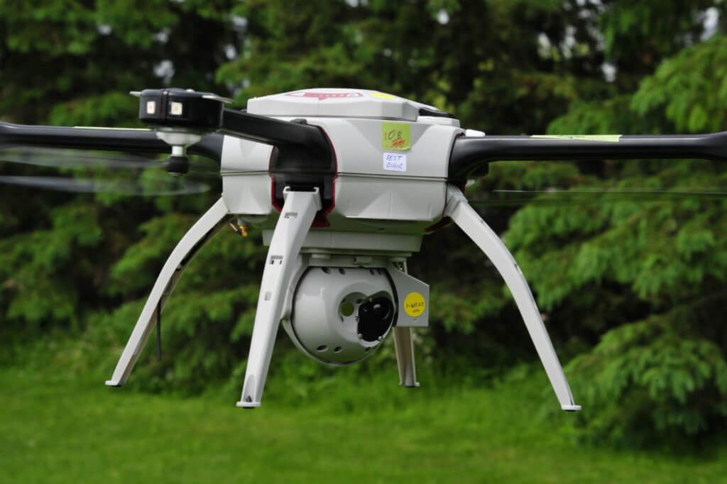 Transport Canada's new rules for the visual line-of-sight operation of UAVs weighing 25 kilograms or less are expected to be released next spring. Mike Reyno Photo