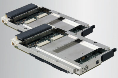 Curtiss-Wright's defense solutions division recently expanded its portfolio of DO-254/DO-178C safety certifiable COTS products with the introduction of two new rugged 3U VPX high performance graphics processor modules. Curtiss-Wright Photo