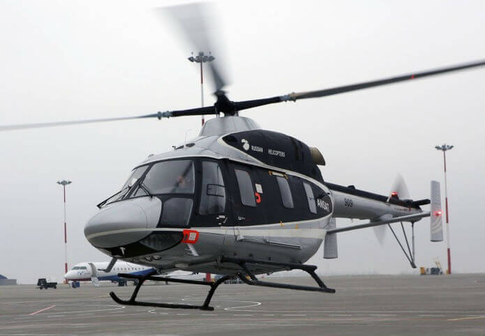 russian helicopters is planning to supply wuhan rand aviation technology service all 18 helicopters by the