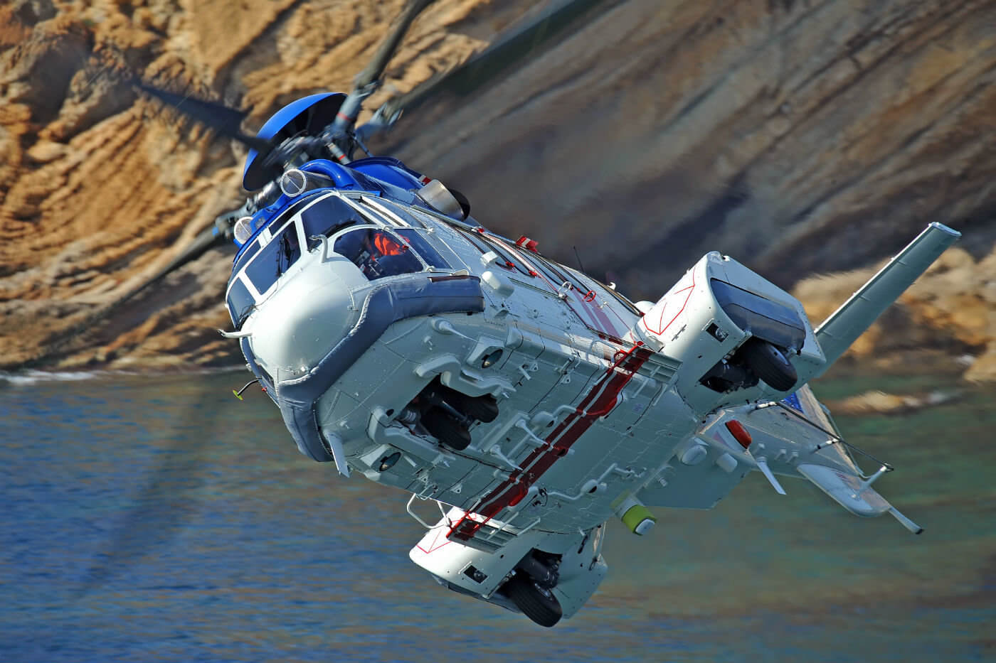EASA authorized the AS332 L2 and H225 Super Pumas to fly again on Oct. 7, issuing an Airworthiness Directive (AD) that ordered operators to complete the actions described in Airbus's EASB, as well as mandating a life reduction and more frequent inspection for certain parts in the MGB. Anthony Pecchi Photo