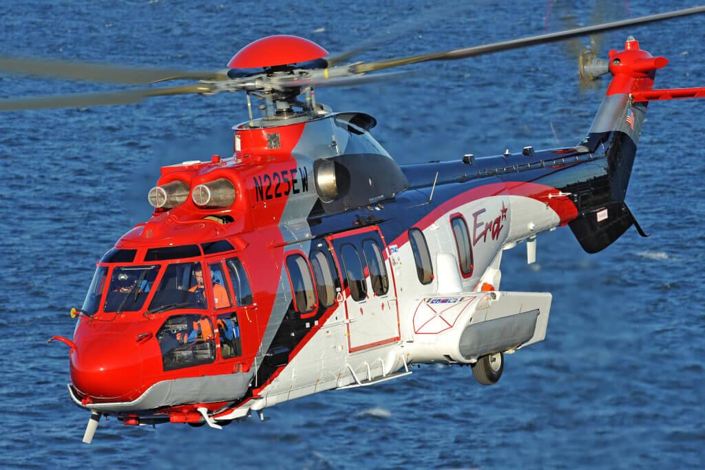 Era helicopter in flight