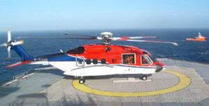 The operation will begin in March 2017, flying from CHC's base in Kristiansund using a Sikorsky S-92. CHC Photo