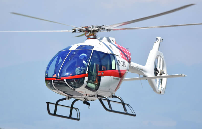 Martin Stucki is the visionary behind Marenco's flagship product, the SKYe SH09, a light single-engine helicopter that aims to compete with more established aircraft including the Airbus Helicopters H125 and Bell 407.