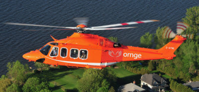 Following two deaths, ORNGE air ambulance was found not guilty of failing to provide pilots with a means to enable them to maintain visual reference while operating at night. Mike Reyno Photo