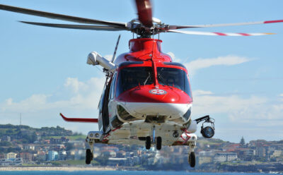 CHC's 10th year of flying AW139s in search-and-rescue, emergency medical service and oil-and-gas transfer brings a major milestone. Dom Rayment Photo