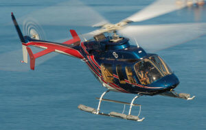 A large fleet of 13 Bell 407s are versatile workhorses for Westwind, capable of handling many different offshore and onshore missions.