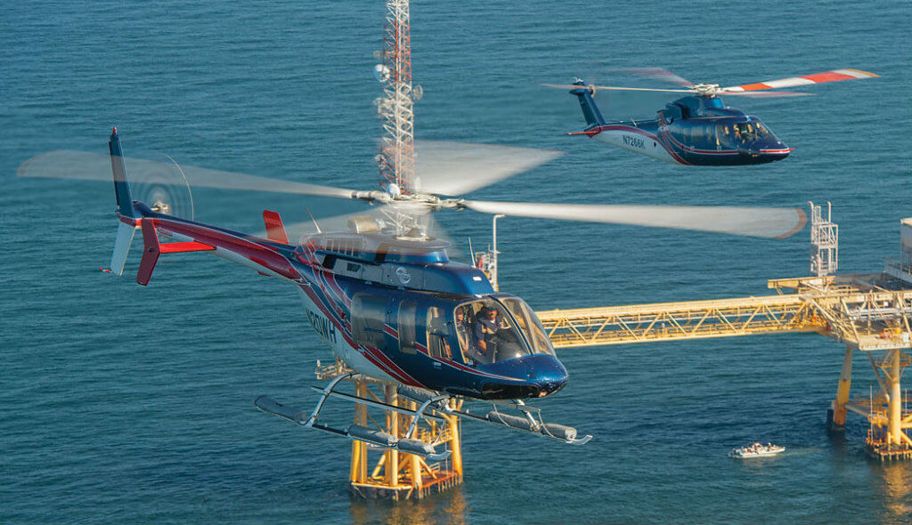 Headquartered in south Texas, Westwind Helicopters has emerged as a premier Federal Aviation Administration part 133, 135 and 137 operator serving primarily the oil-and-gas and utility industry throughout the region and offshore in the Gulf of Mexico. Dan Megna Photos