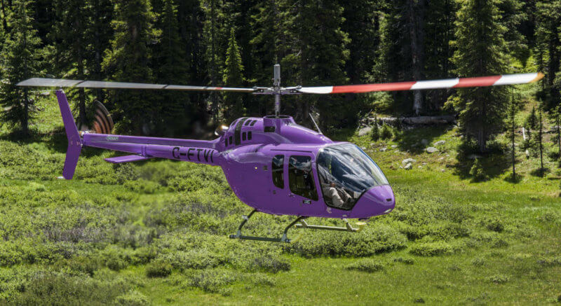 "The 505 received type certification from Transport Canada on Dec. 21, and approval from the Federal Aviation Administration and European Aviation Safety Agency is expected to follow ""very soon"" according to 505 program manager LaShan Bonaparte. Bell Photo"