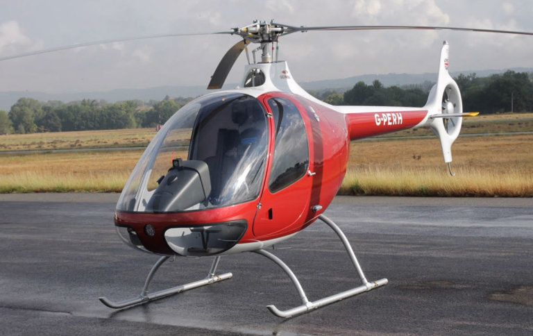 HeliGroup is launching a new sales office within the Airbus Helicopters U.K. complex, as well as a dedicated Guimbal Cabri G2 pilot training center. HeliGroup Photo