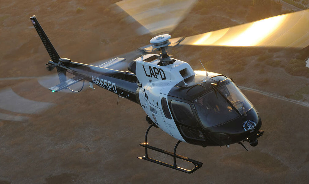 LAPD begins helicopter fleet replacement with orders for Airbus H125
